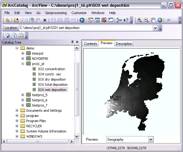 APS Reader in ArcMap